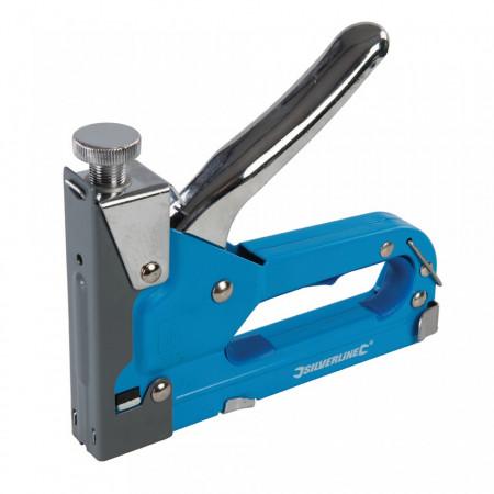 Capsator manual 3 in 1, 4-14mm, capse 10J, Silverline