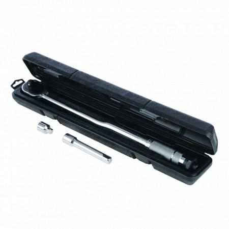 Cheie de cuplu dinamometrica , 28-210nm , 1/2 ,  Silverline Torque Wrench