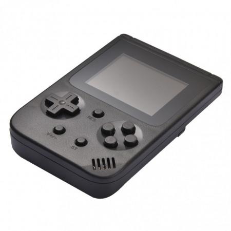"Consola jocuri portabila, 500 de jocuri, negru, lcd color 3"", portabila, VKTools"