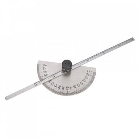 Dispozitiv 2 in 1 masurat unghiuri, adancime, 150mm, Silverline