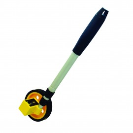 Dispozitiv de masurare cu roata , 0-999.9M , 350 - 810MM , Silverline Micro Measuring Wheel