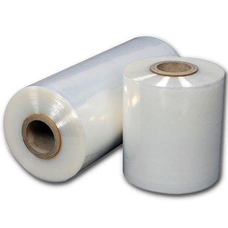 Folie stretch transparenta, 23 microni, latime 100 mm , 0.5Kg