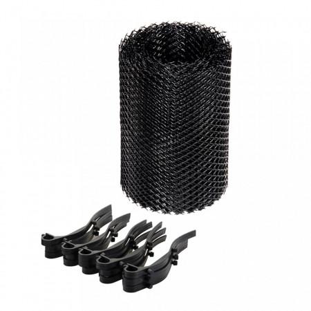 Kit protectie jgeaburi, 5m x 160mm, Silverline