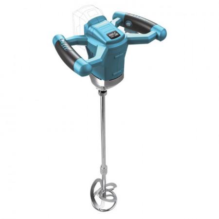 Malaxor cu acumulator, 18V, 650 rpm, M14, corpul, Dedra SAS+ALL