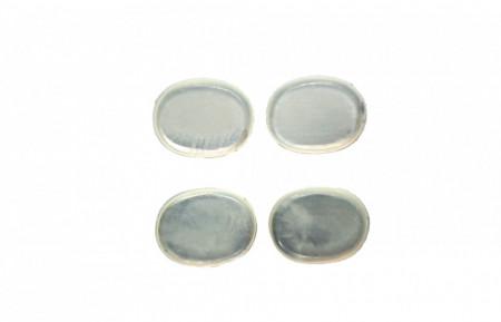 Set 4 mini suporti talpa, silicon ,ortopedic, marime universala, Wenco