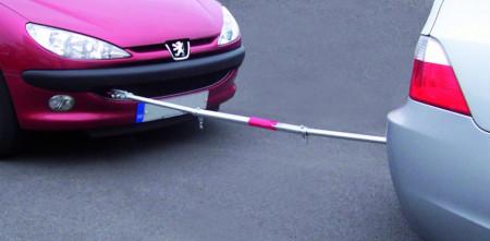 Stanga tractare auto , sufa ,1.8M , 1800Kg , Silverline Tow Pole