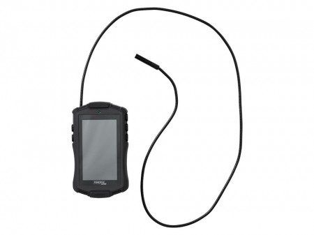 "Camera endoscop cu ecran lcd 4.3 "",cablu 0.9m, led camera, Power-Fix"