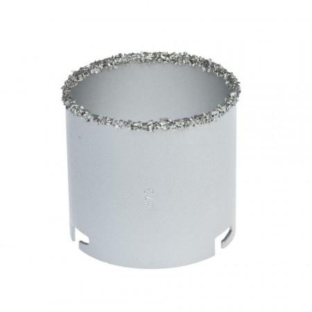 Carota cu carbura de tungsten pentru beton, 73mm
