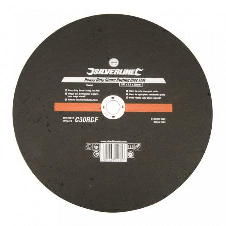 Disc metale, polizor unghiular, 300 x 3.5 x 22.23mm, Silverline
