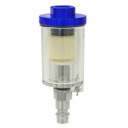 """Mini filtru aer automat pentru scule mici , 1/4 """" , Pansam"""
