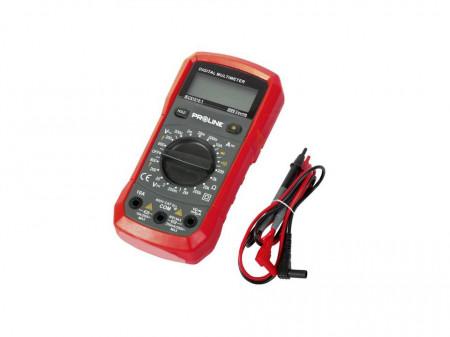 Multimetru digital Proline, 0-600V, 0-10A, 0-2KOHM