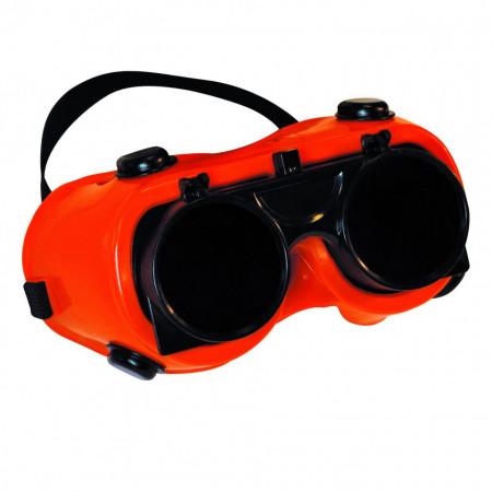 Ochelari de sudura , lentilă flip-up de la sudura la aschiere , Silverline Welding Goggles