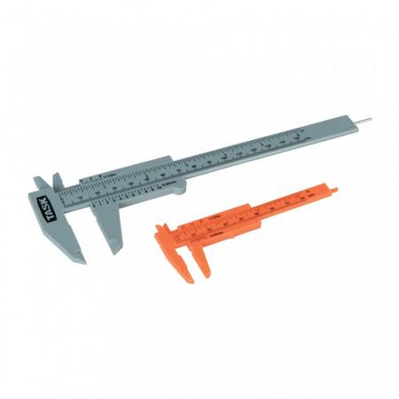 Set 2 subler, 80mm, 150 mm, plastic, Task