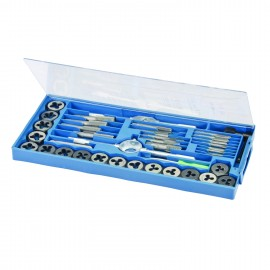 Set filiere 40 piese , Silverline Tap & Die Set 40pce