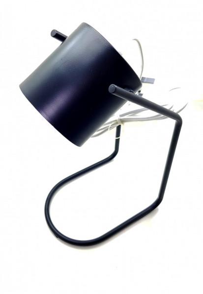 Veioza birou , metal , neagra, dulie E14, putere maxima 1 x 30 W