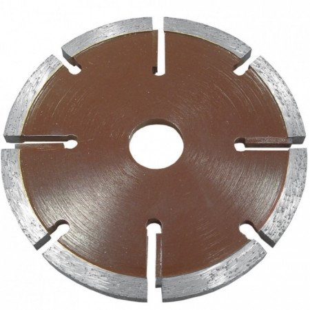Disc diamantat rosturi, mortar, adeziv, 125 x 22,2 x 6,4 x 8,5 mm, Dedra