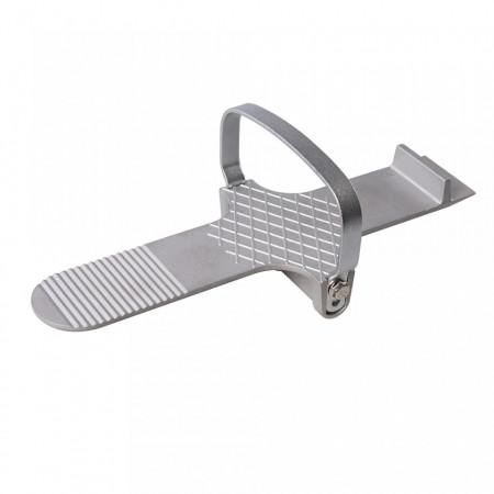 Dispozitiv ridicat/sustinut usa lemn, metal, 300mm, Silverline