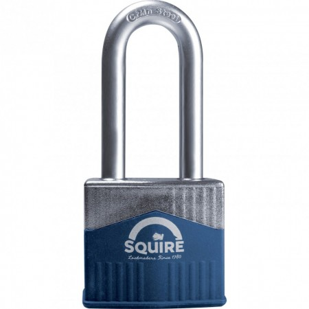 Lacat profesional cu cheie, 2 chei, clasa protectie 6/10, 122mm, Squire