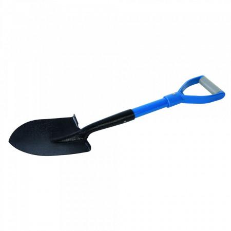 Lopota cu coada din fibra de sticla , 705mm , Silverline Fibreglass Square Head Micro Shovel
