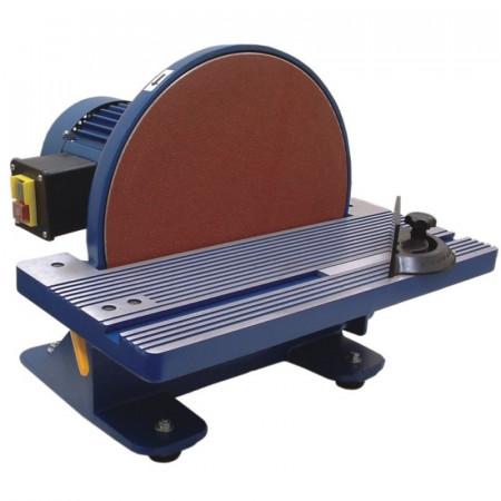 Masina de slefuit cu banc, disc abraziv 305mm, 750W, 1400rpm, Dedra