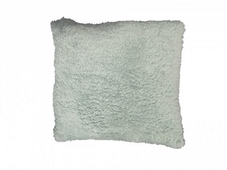 Set 2 perne decorative premium, 43 x 43 cm, fluffy, husa detasabila, George Home