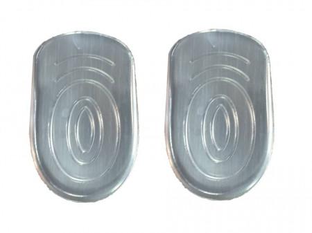 Set 2 suporti calcai, silicon ,ortopedic, pentru pantofi cu toc,  Wenco