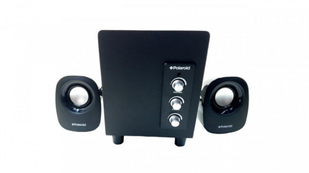 Sistem boxe audio PC, 2.1, subwoofer, 12.8W, Polaroid