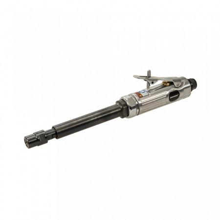 Polizor pneumatic cu prelungitor,spatii greu accesibile, 280mm, 20000 rpm, 1/4, 1/8, Silverline