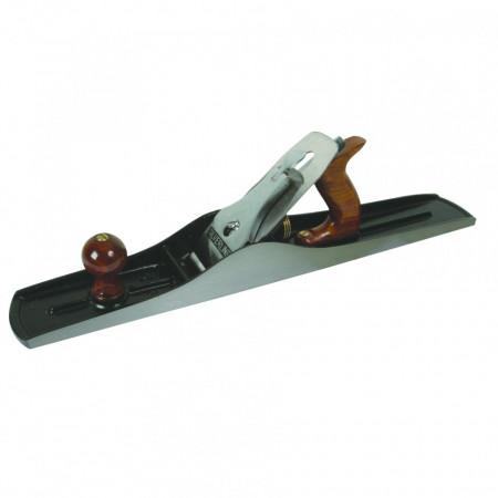 Rindea manuala Nr 7 , lama 60mm x 3mm , lemn trandafir ,  Silverline Fore Plane No. 7