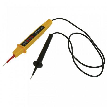 Tester curent electric 110v 220v 380v Silverline 3-in-1 Voltage Tester