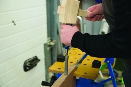 Dalta expert pentru lemn , lama 19mm , lungime 260mm , Silverline Expert Wood Chisel