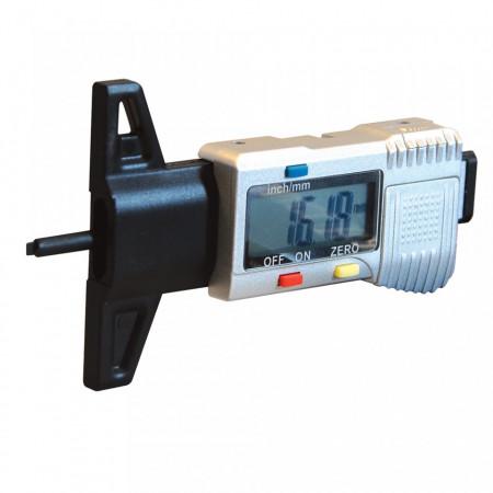 Dispozitiv masurare profil anvelopa, digital, 0-25mm, Silverline