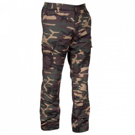 Pantaloni vanatoare, camuflaj verde, 3XL, 60-62