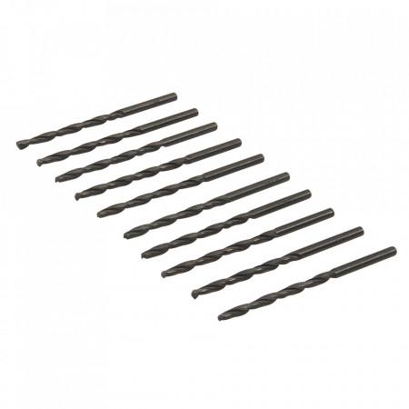 Set 10 burgie metal, heavy-duty, 3 mm, Silverline