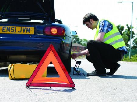 Set de urgență pentru autovehicule , 9 piese , Silverline Car Emergency Kit 9pce