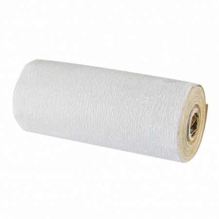Smirghel din oxid de aluminiu , 5M , 115mm x 5m , 240 grif , Silverline Stearated Aluminium Oxide Roll 5m