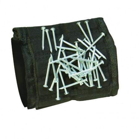 Brățară magnetica pentru suruburi , cuie 290mm x 86mm Silverline Magnetic Wristband