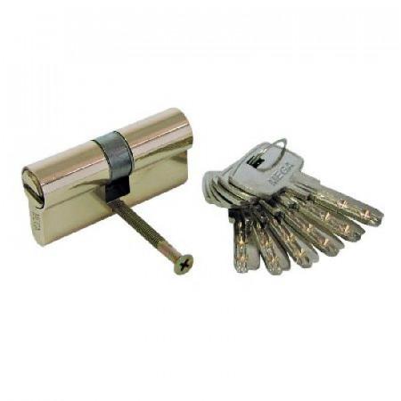 Cilindru siguranta cu amprenta , 62 mm, 31/31, 6 chei, Mega