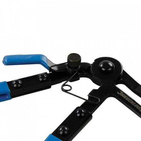 Cleste indepartat coliere auto, locuri greu accesibile, 610 mm, Silverline