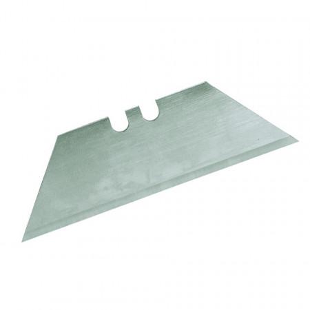 Lame rezerva pentru cutter din oțel călit  , 0.6mm , set 10 buc , Silverline Utility Knife Blades