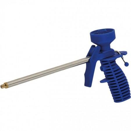 Pistol pentru aplicat spuma poliuretanica, duza de alama, Dedra