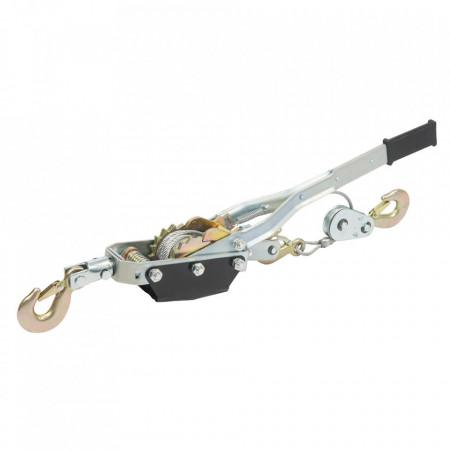 Troliu manual vinchi, 3500Kg, cablu 3m, Silverline