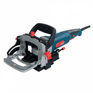 Biscuitor Silverstorm 900W Biscuit Joiner , adancime 19mm , 10.800 rpm , disc 100 x 22 x 3.8mm