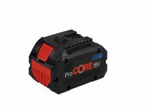 Acumulator Li-Ion Bosch Professional ProCORE, 18 V, 8.0 Ah, Flexible Power System, tehnologie COOLPACK 2.0 + cutie carton