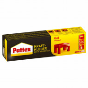Adeziv universal gel, 50g, flexibil,  Pattex Gel Compact