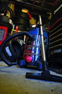 Aspirator profesional Silverstorm 1250W 30Ltr , inox , functie pornire automata, Silverline Silverstorm 1250W Wet & Dry Vacuum Cleaner 30Ltr