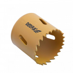 Carota Bimetal pentru gaurit metal, otel, aluminiu, plastic, lemn, gips, carton 127mm