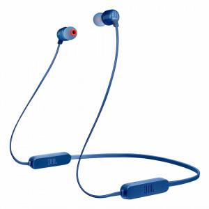 Casti Bluetooth JBL by Harman Kardon T115BT, albastru