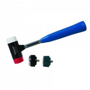 Ciocan 4-în-1 multi-cap , 35mm diametru , Silverline 4-in-1 Multi-Head Hammer