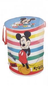 Cos pentru depozitare jucarii, 38 x 50 cm, Disney Mickey Mouse
